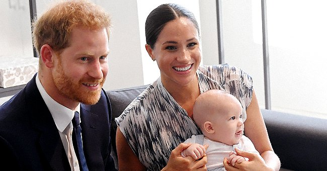 See Fan Reactions after Meghan & Harry's Son Archie Made Rare Appearance during Oprah Interview