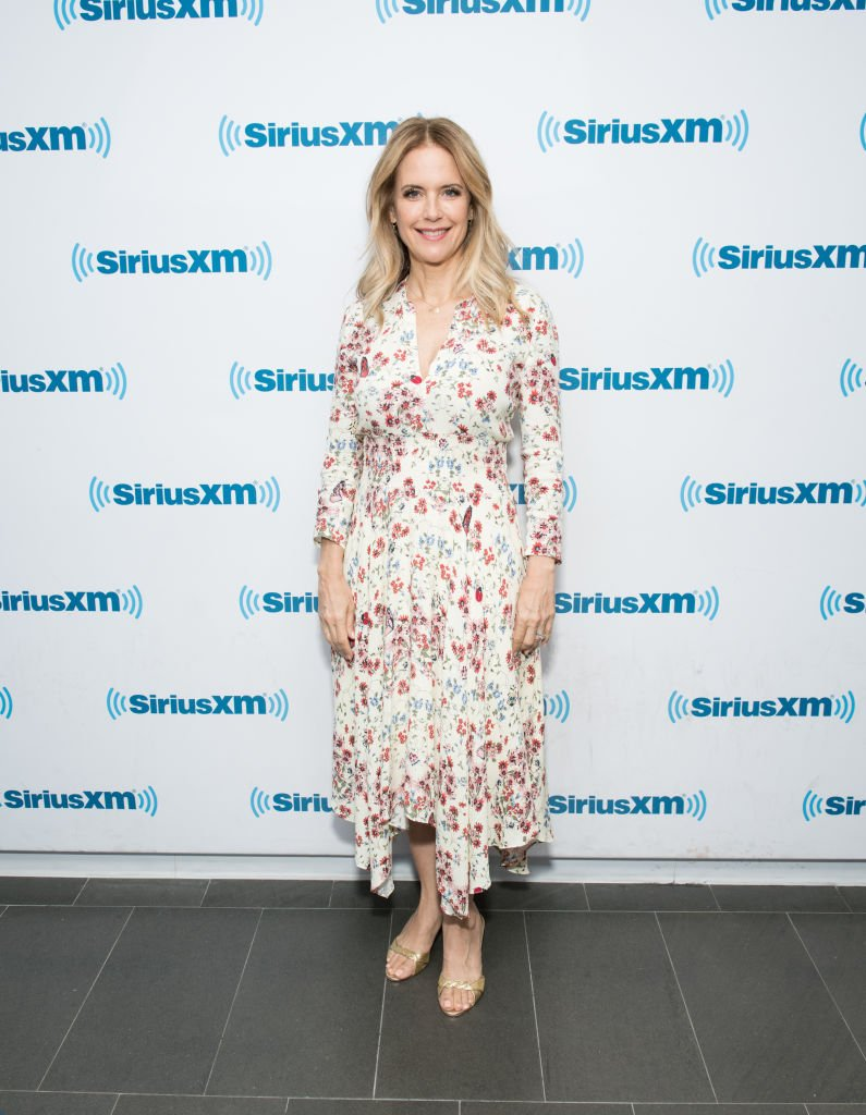 Kelly Preston at the SiriusXM Studios on June 11, 2018 | Photo: Getty Images