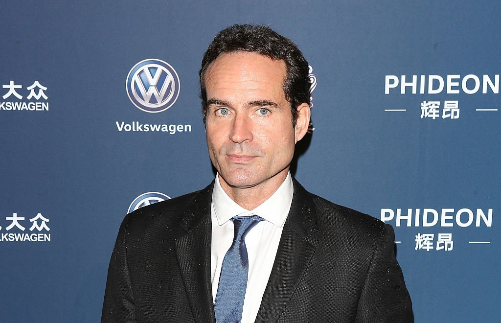 Jason Patric arrives at the 21st Annual Huading Global Film Awards held at The Theatre at Ace Hotel on December 15, 2016 | Photo: Getty Images