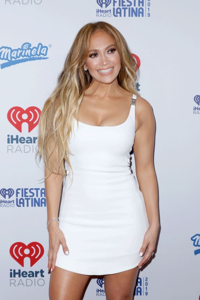 Jennifer Lopez attends the 2019 iHeartRadio Fiesta Latina at AmericanAirlines Arena | Photo: Getty Images