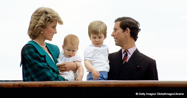 Lady Diana Recalled Charles Was 'Disappointed' with Harry's Birth as He 'Always Wanted a Girl'