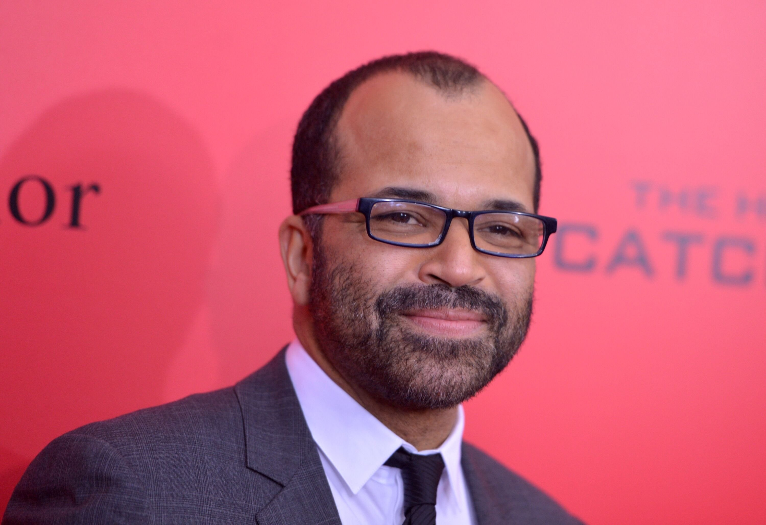 "Jeffrey Wright at ""The Hunger Games: Catching Fire"" screening on November 20, 2013 in New York City. 