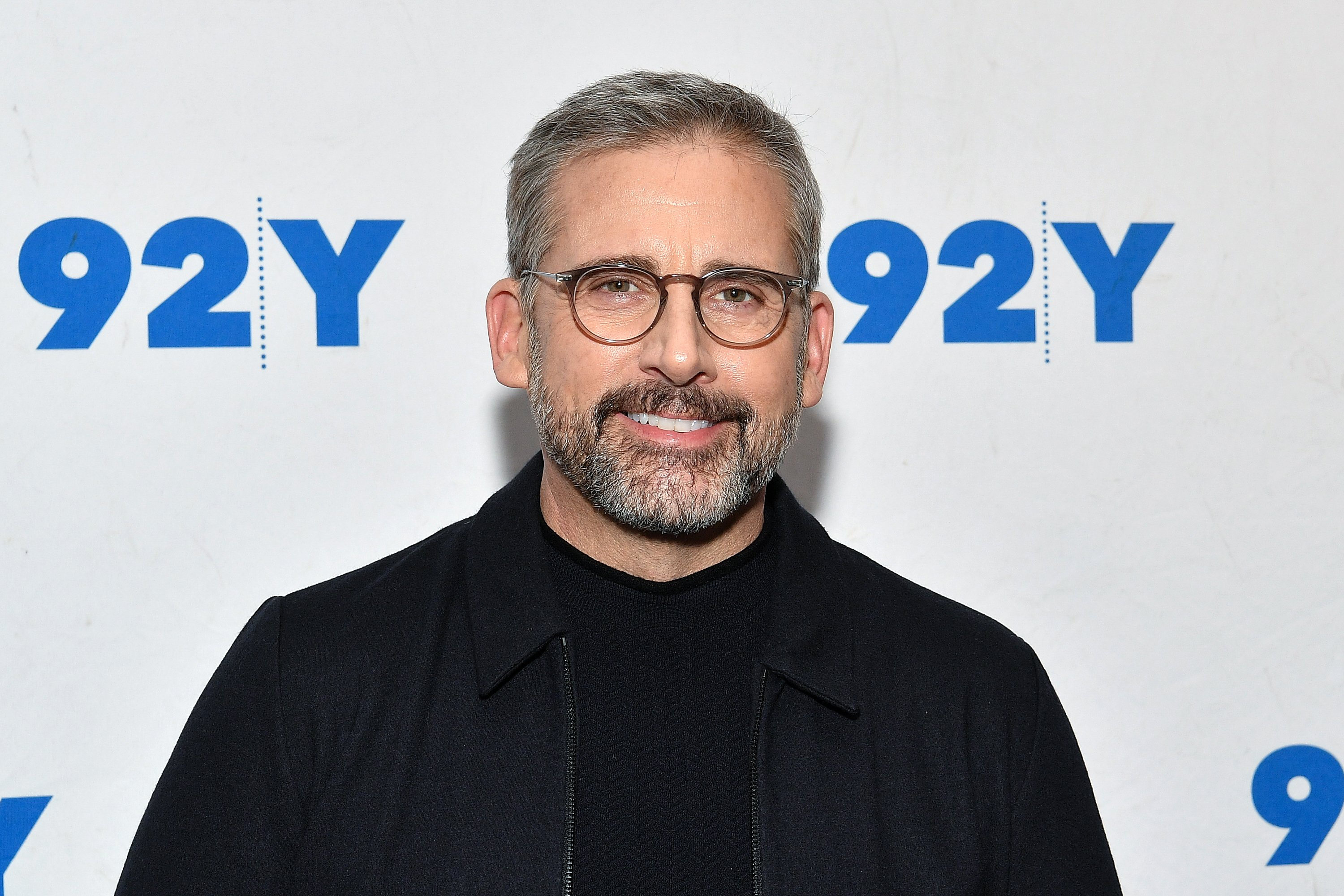 """Steve Carell attends the """"Welcome to Marwen"""" Screening & Conversation with Steve Carell at 92nd Street Y on December 20, 2018 in New York City 