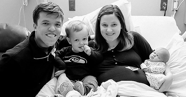 Tori and Zach Roloff of 'Little People, Big World' Welcome 2nd Baby Lilah in Season Finale