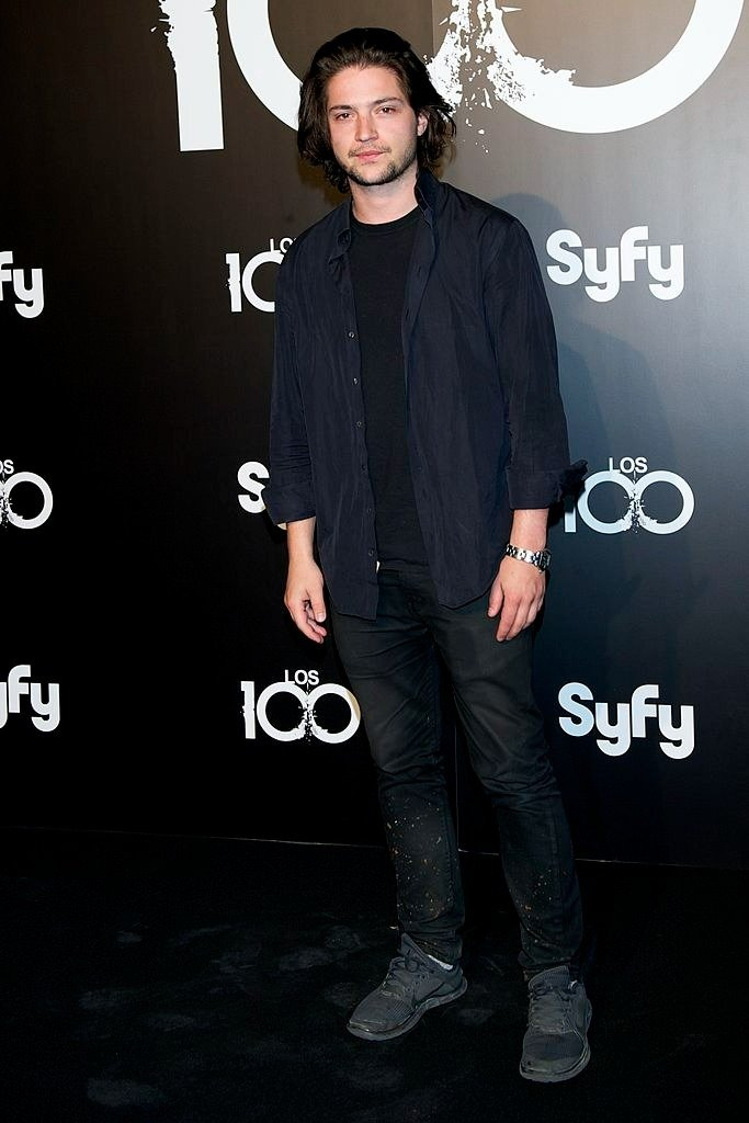Thomas Mcdonell attends the 'Los 100' photocall at Villamagna Hotel on June 9, 2014 in Madrid, Spain   Photo: Getty Images