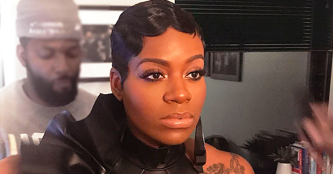 Fantasia's Daughter Zion Is All Grown up in Ripped Jeans & Bandeau Crop Top