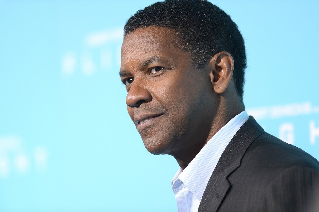 Denzel Washington at the ArcLight Cinemas on October 23, 2012, in Hollywood, California | Source: Getty Images