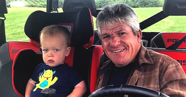 Matt Roloff Shares Video of Farm's 'New Boss' – Little Jackson