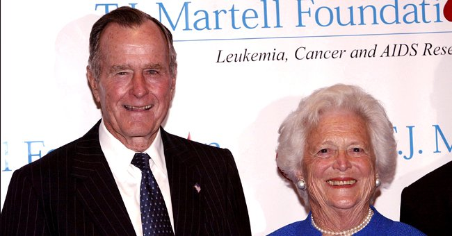 George HW Bush's Personal Aide Recalled His Perfect Exchange with Wife Barbara in a New Read