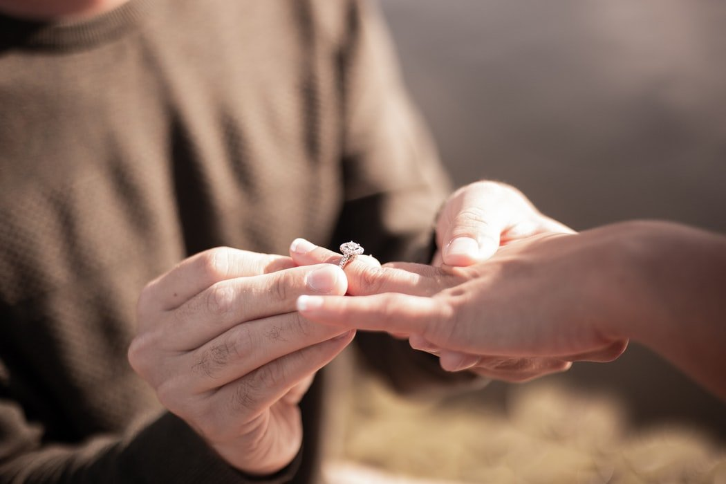 The marriage proposal | Source: Unsplash