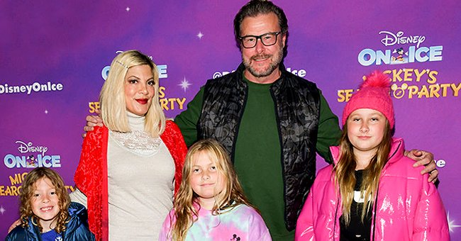 Tori Spelling Married Her 2nd Husband 15 Years Ago — Meet Dean McDermott and Their 5 Kids