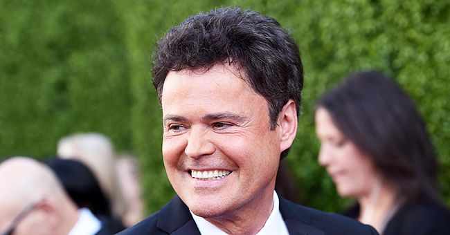 Donny Osmond's Son Don & Daughter-In-Law Jessi Are Expecting – See the Proud Grandfather's Reaction