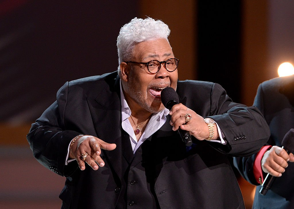 Singer Rance Allen performs onstage during the BET Celebration of Gospel 2014 at Orpheum Theatre on March 15, 2014. | Photo: Getty Images