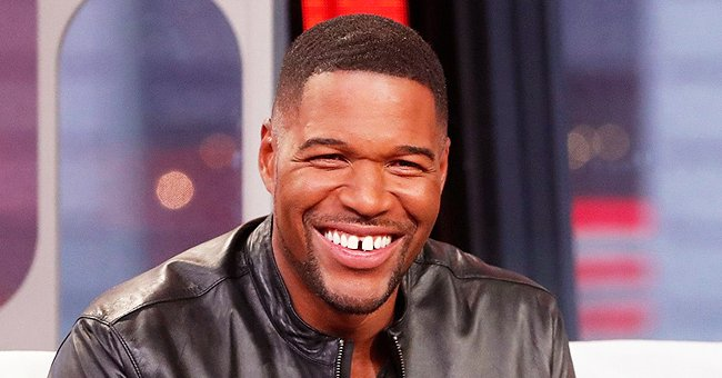 Michael Strahan's Twin Daughter Sophia Shows off Her Beautiful Sporty Look and Braided Pigtails (Photos)