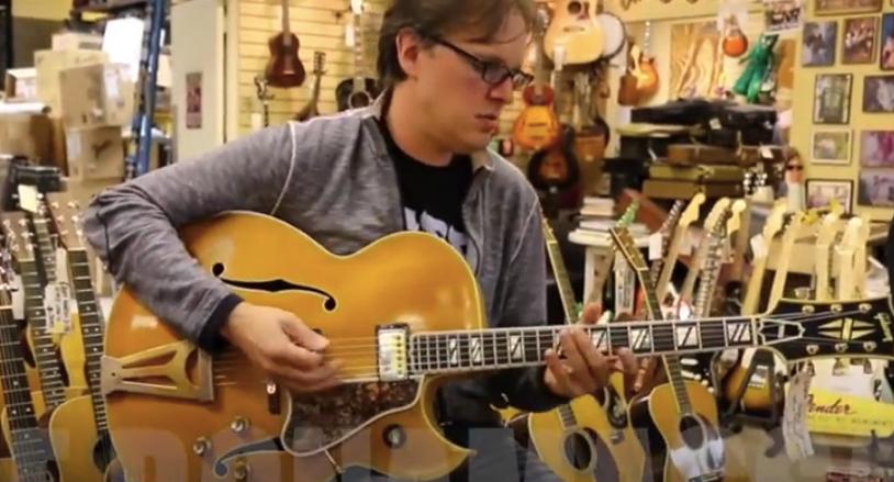 Image credits: YouTube/Normans Rare Guitars