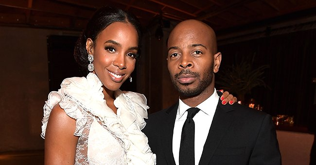 Kelly Rowland Kisses Her Husband in a Romantic New Photo as They Celebrate Their 7th Anniversary