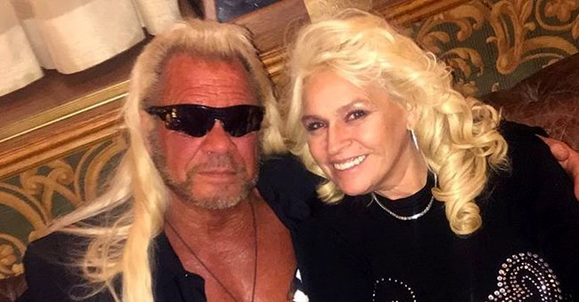 Duane 'Dog the Bounty Hunter' Chapman Talks about Latest Bond He's Working on That Was Written by Late Wife Beth