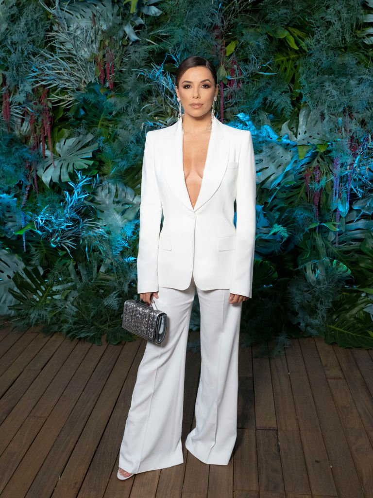 Eva Longoria on May 18, 2019 in Monte-Carlo, Monaco | Photo: Getty Images