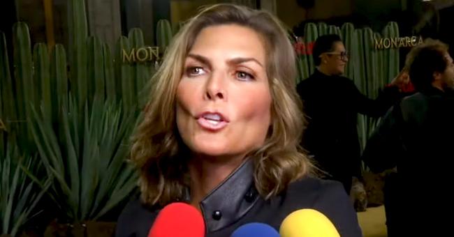 Montserrat Oliver rompe el silencio sobre la boda de Verónica Castro y Yolanda Andrade