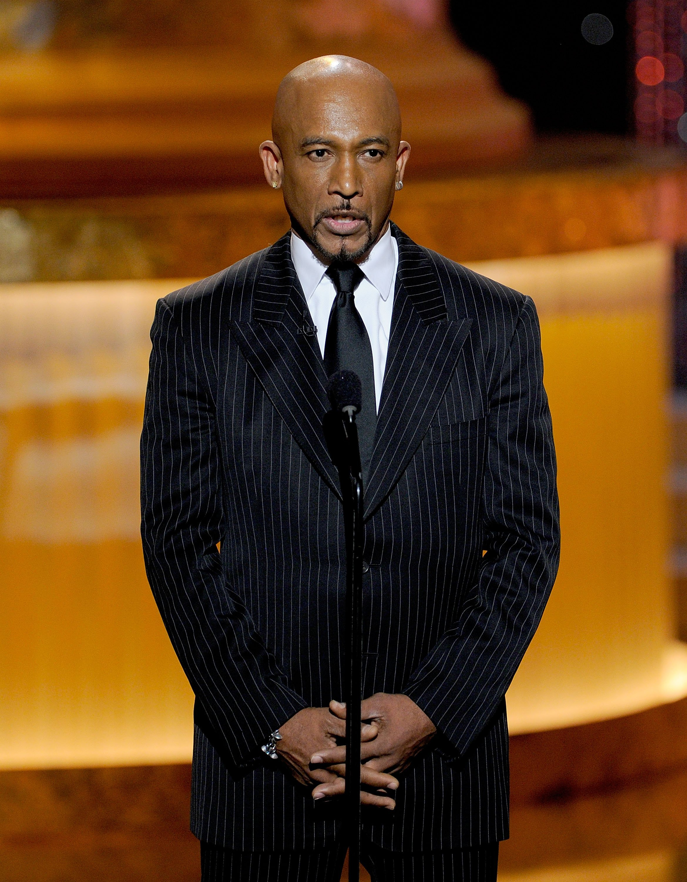 Montel Williams on June 27, 2010 in Las Vegas, Nevada | Photo: Getty Images