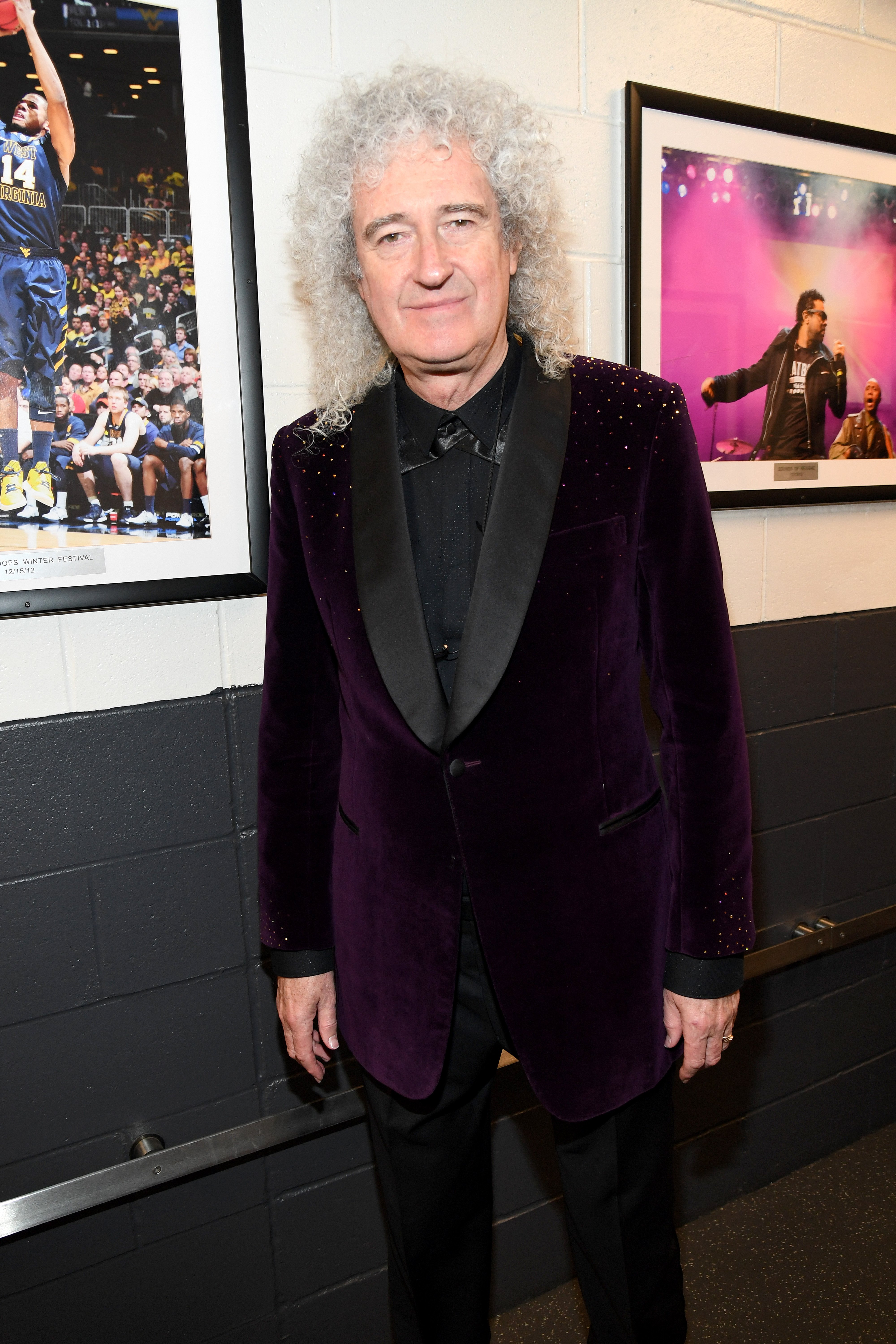 Brian May attends the 2019 Rock & Roll Hall Of Fame Induction Ceremony on March 29, 2019, in New York City. | Source: Getty Images.