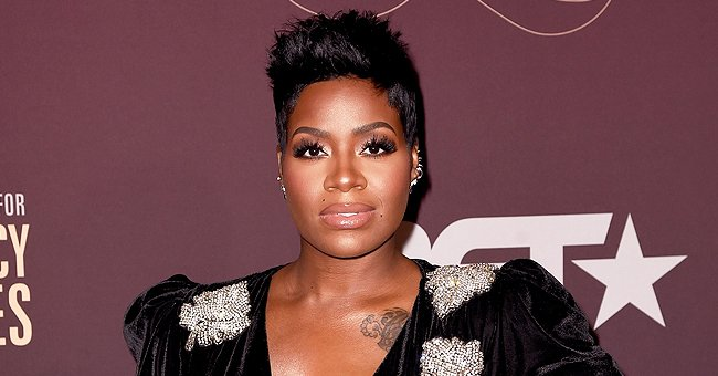 Fantasia's Only Daughter Zion Shows off Her Ear and Nose Piercings along with Hand Tattoo in Videos