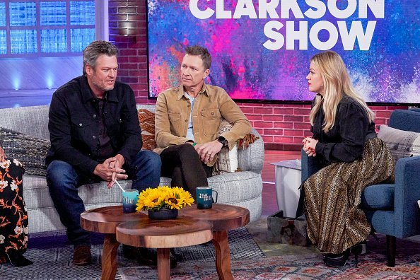 "Blake Shelton, Craig Morgan, Kelly Clarkson on ""The Clarkson Show"" 