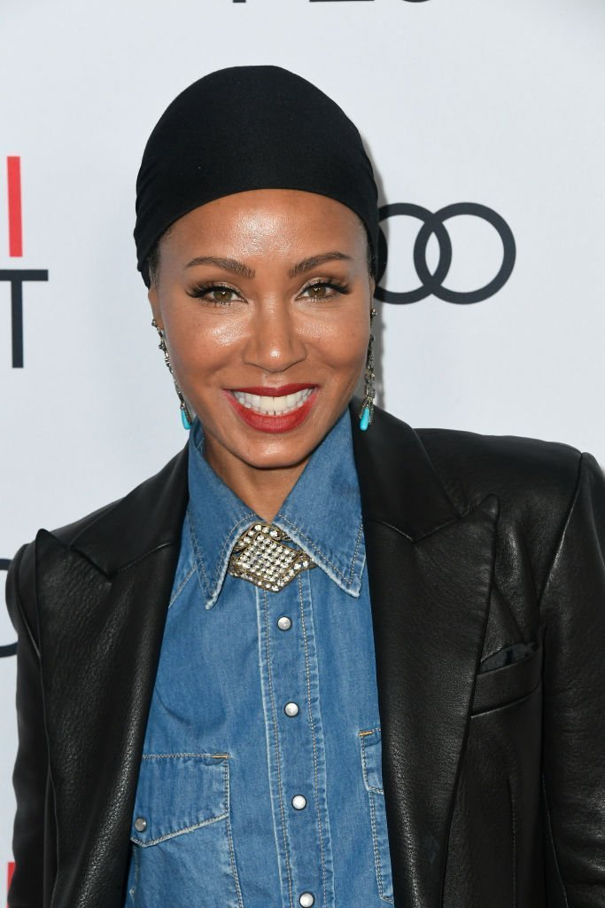 """Jada Pinkett Smith attends AFI FEST 2019 Presented By Audi – Screening Of """"Hala"""" at TCL Chinese 6 Theatres 