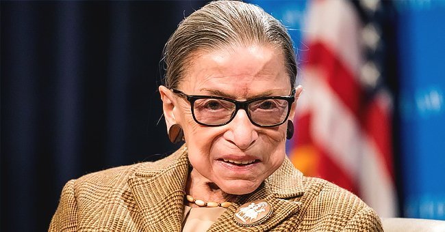 Ruth Bader Ginsburg — People Pay Tribute to the Late Justice at Supreme Court Vigil