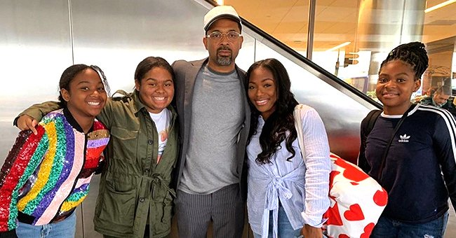 Mike Epps' Daughters Hug Him in a Sweet Father's Day Video