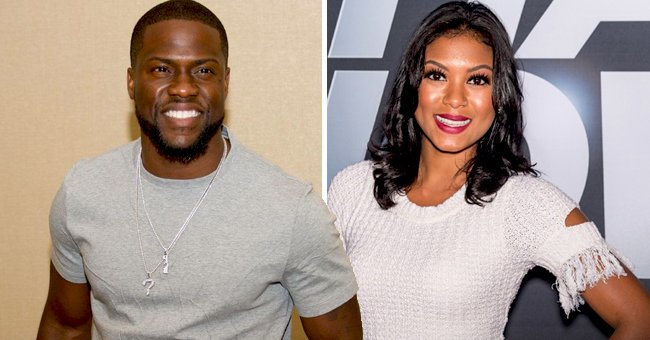 Eniko and Kevin Hart's Baby Daughter Is Her Mom's Mini-Me in This Floral Onesie