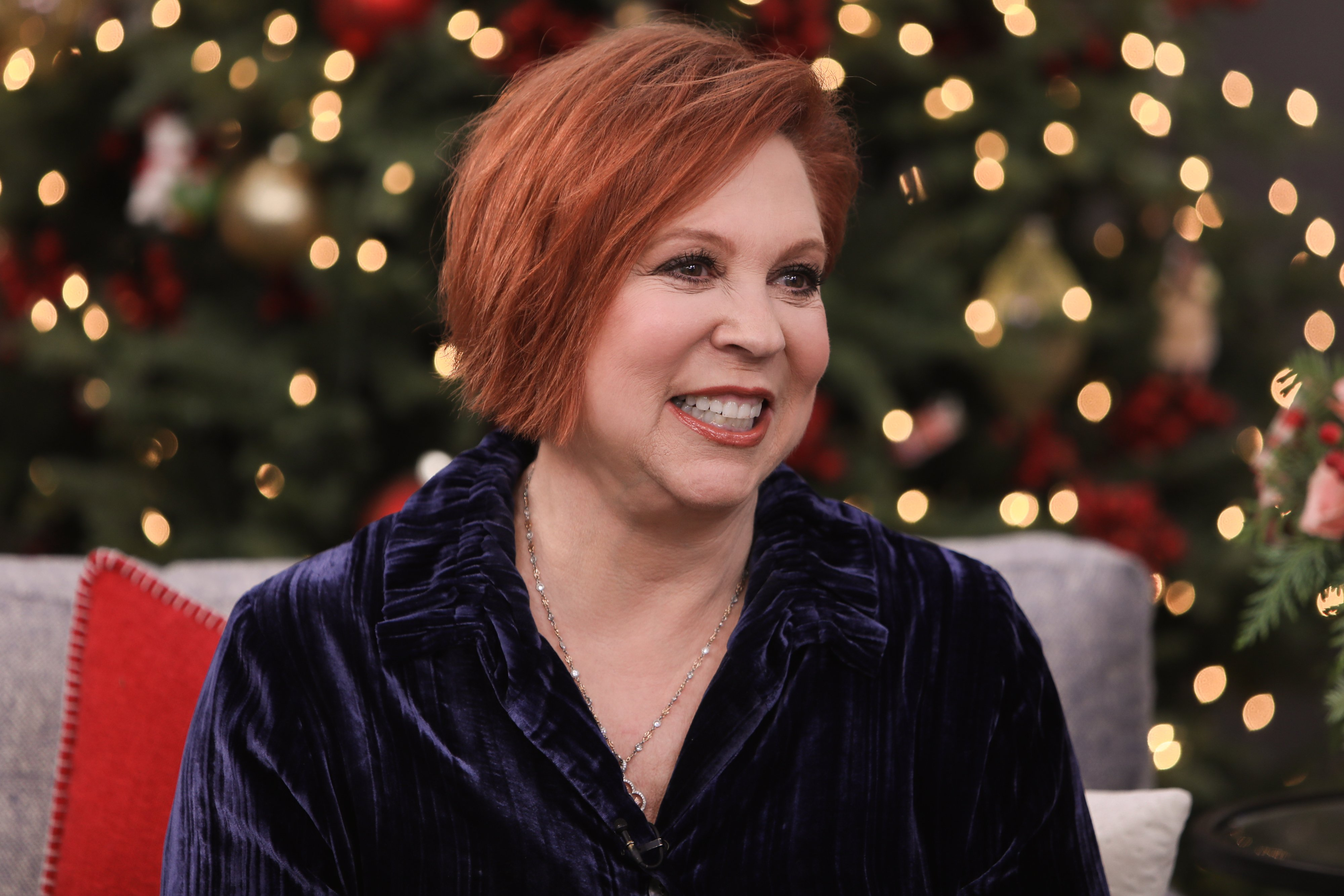 "Vicki Lawrence visits Hallmark Channel's ""Home & Family"" at Universal Studios Hollywood on November 05, 2019 