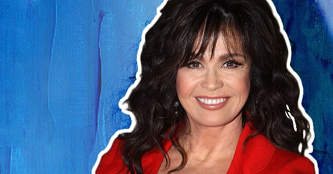 Marie Osmond, 61, Models Glamorous Pink Fur Coat in Unseen Photo Marking 'National Pink Day'