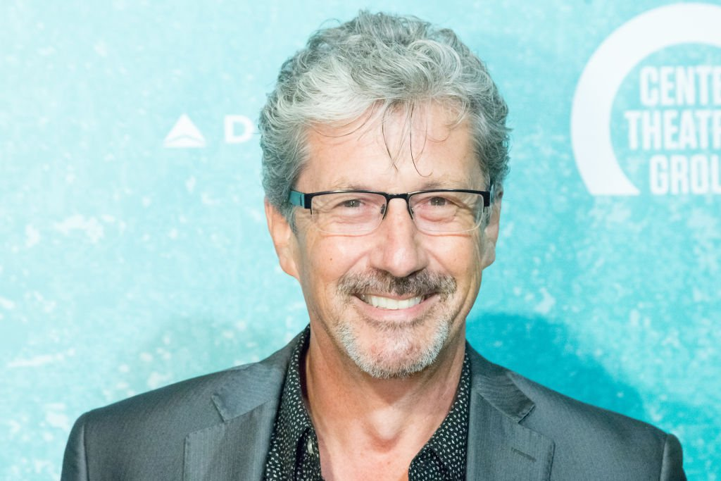 "Actor Charles Shaughnessy arrives at the Opening Night Of ""Bright Star"" at Ahmanson Theatre on October 20, 2017 