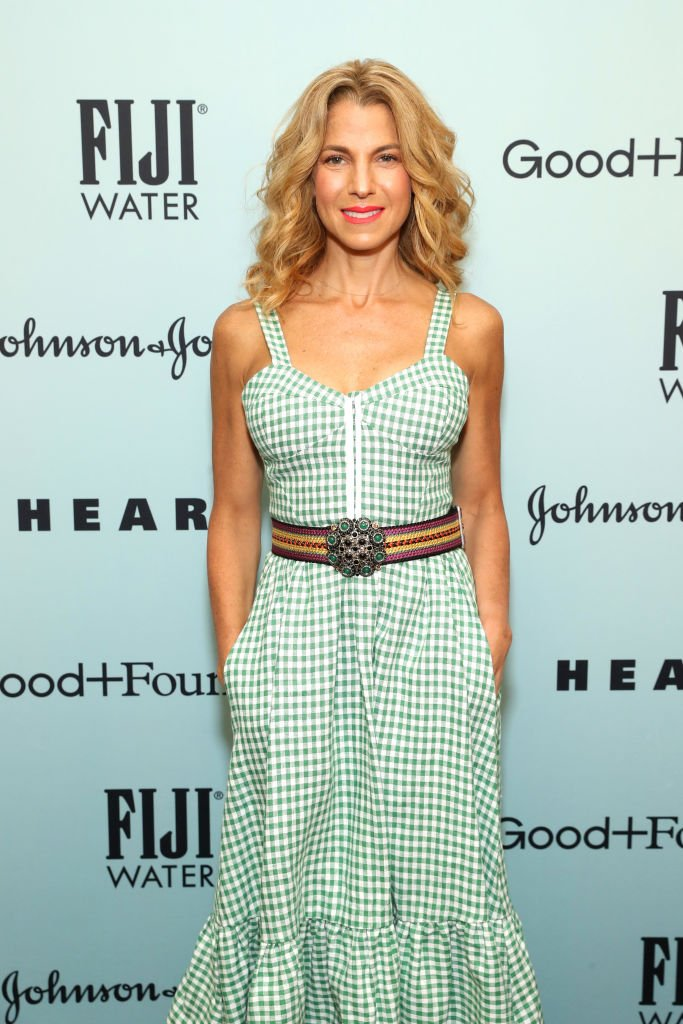 Jessica Seinfeld attends Good+Foundation 2019 Bash at Victorian Gardens in Central Park | Photo: Getty Images