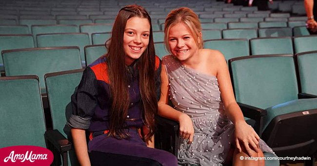 Young 'AGT' stars Courtney Hadwin and Darci Lynne reveal an unexpected twist in the show