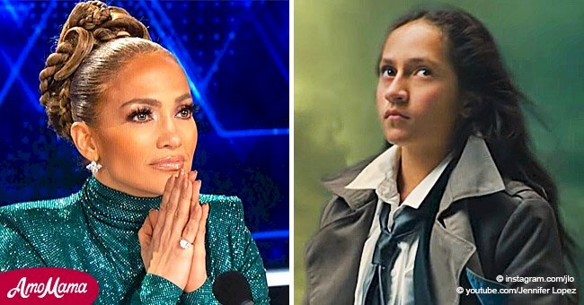 Jennifer Lopez's 10-year-old daughter joins mom in her powerful new video