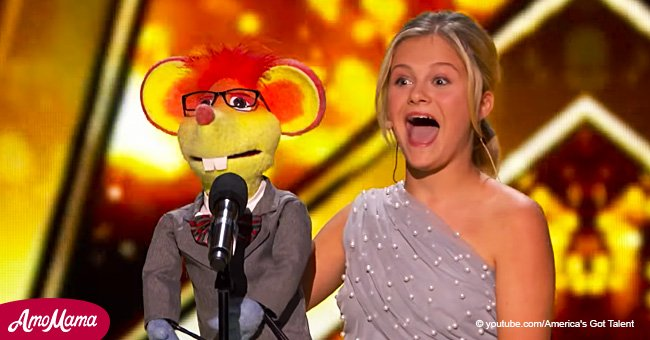 Darci Lynne astonished 'AGT' judges with her staggering ventriloquism in latest perfomance