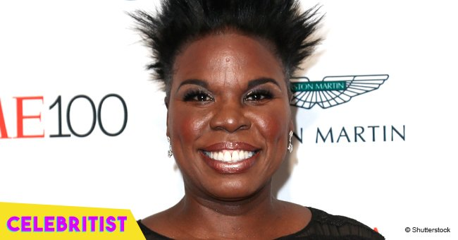 Actress Leslie Jones goes off on young, black men for treating her like a 'dumb' woman