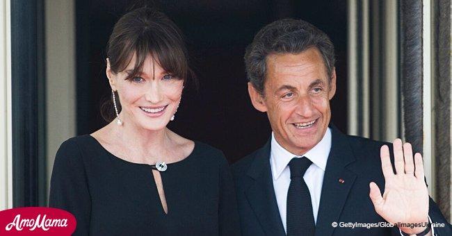 Carla Bruni-Sarkozy a partagé un souvenir inoubliable de l'Élysée qui est lié à sa fille