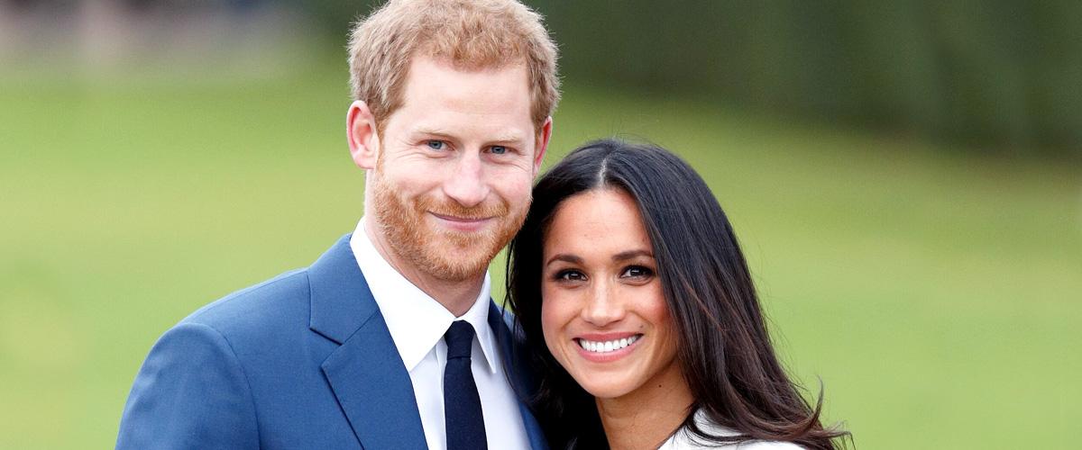 Prinz Harry und Meghan Markle kündigen frohe Neuigkeiten an