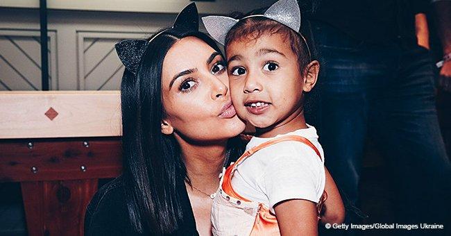 Kim Kardashian finally responds after reports say daughter North has a boyfriend