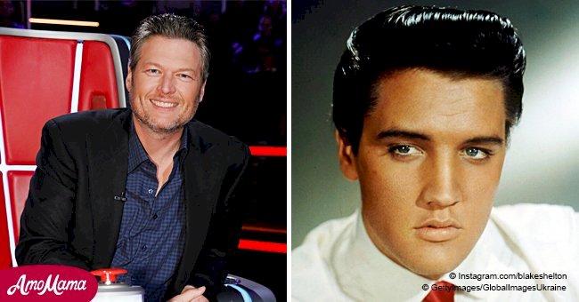 Blake Shelton to honor Elvis Presley by hosting NBC's tribute show