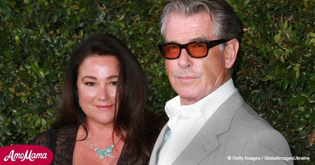 Pierce Brosnan shares the secret of his happy marriage with wife Keely