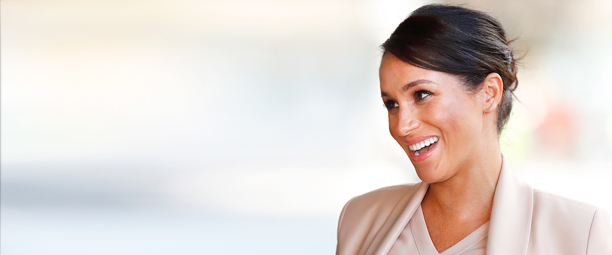 Never-Before-Seen Photos Shared of Meghan Markle's Visits to Smart Works Women's Charity during Her Pregnancy