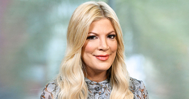 Tori Spelling and Other 'Beverly Hills, 90210' Stars Appeared in a New Teaser