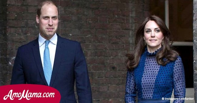 Prince William finally recognizes his flaw as inevitable fact. Kate has a lot to say about it