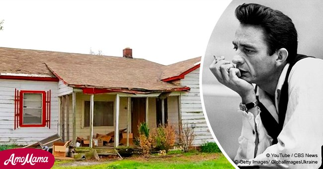 Take a tour inside Johnny Cash's childhood home