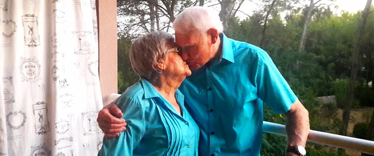 Montpellier : Francine et Louis se sont finalement mariés après 50 ans de mariage civil
