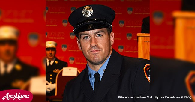 Firefighter, 30, falls to his death while attempting to save car crash victims